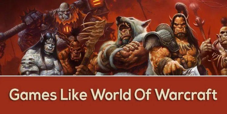 MMORPG Games Like World of Warcraft