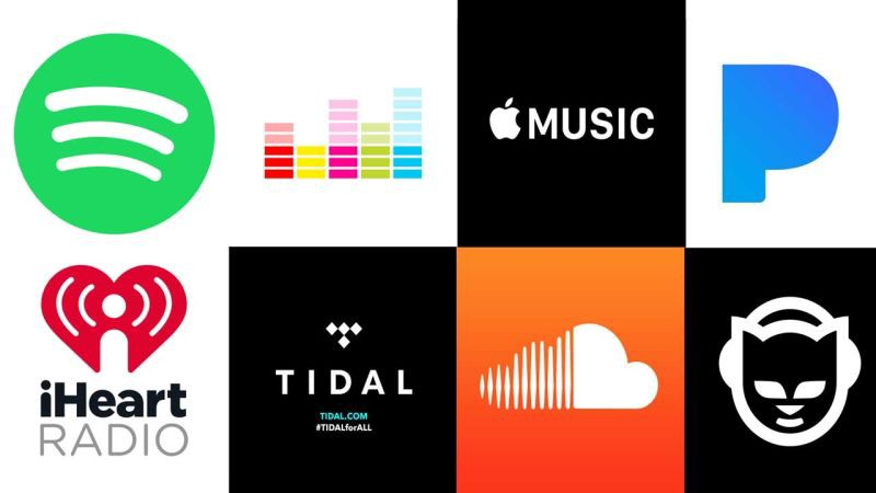 Music Streaming Alternatives Top Online Music Sites - DashTech