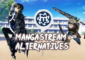 MangaStream Alternatives