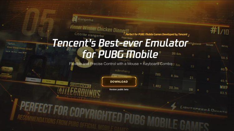 Tencent Gaming Buddy