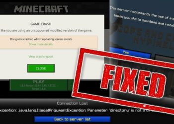 why is my minecraft crashing when i launch it