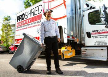 shredding services