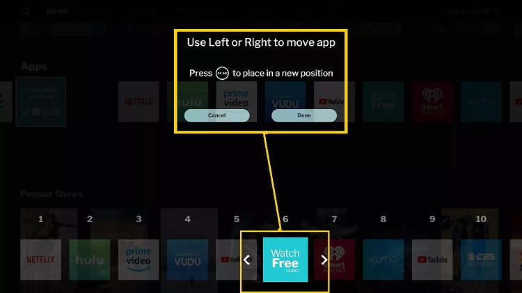 amazon prime on vizio smart tv