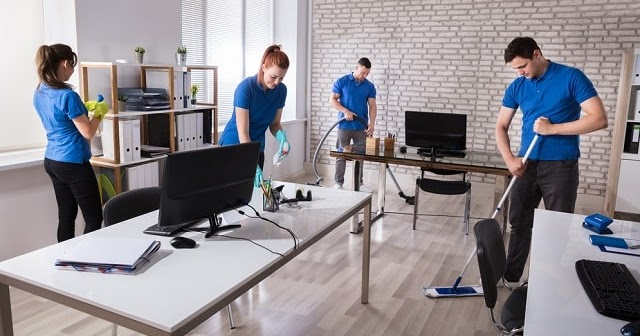 professional deep cleaning services