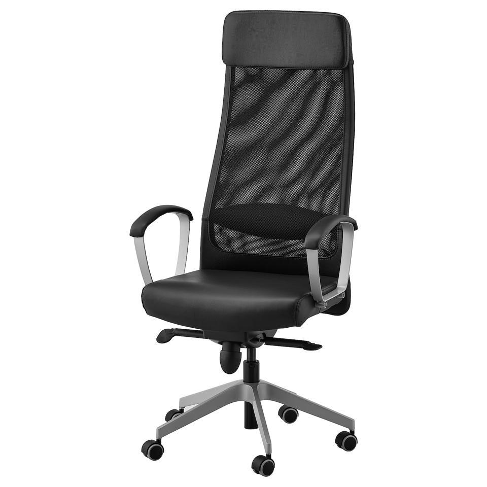 MARKUS Office chair, black Gloss Robust black