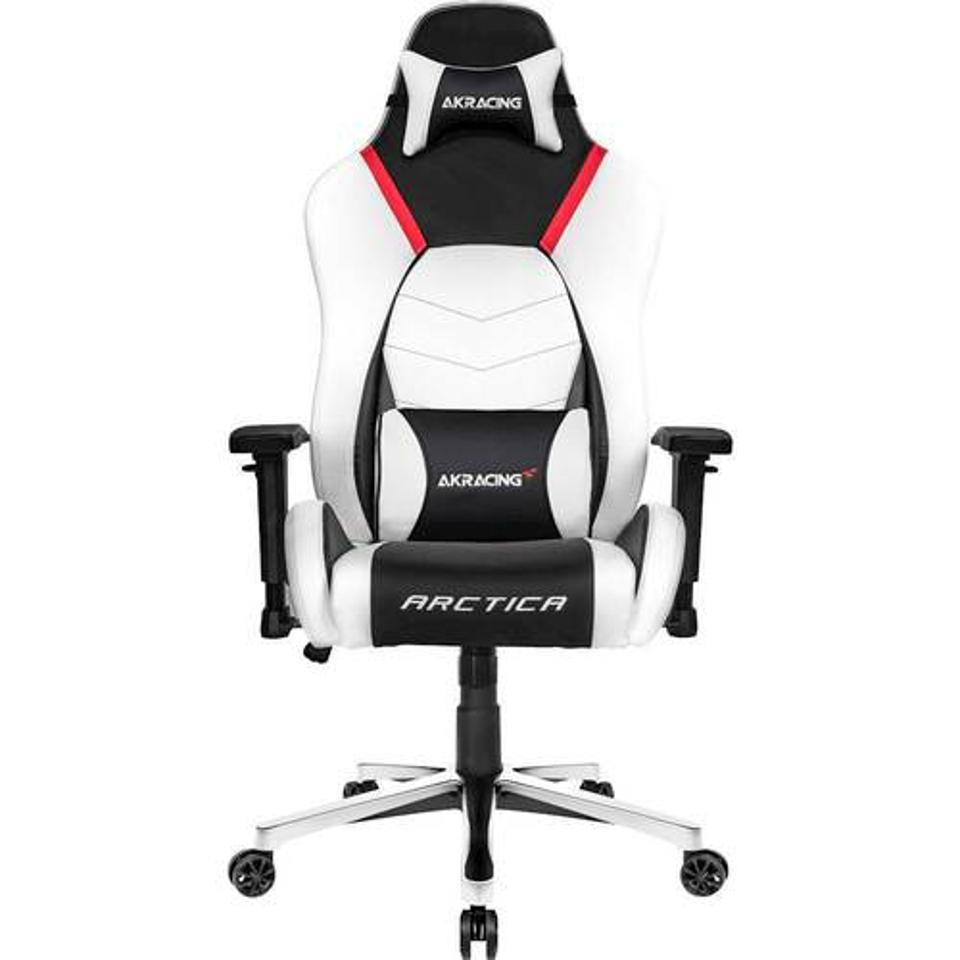 AKRacing Masters Version Premium Gaming Chair - Arctica
