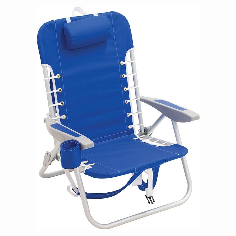 Lace-Up Backpack Beach Chair