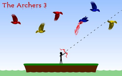 The Archers 3: Bird Slaughter