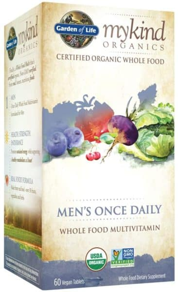 Mykind Men's Multivitamin