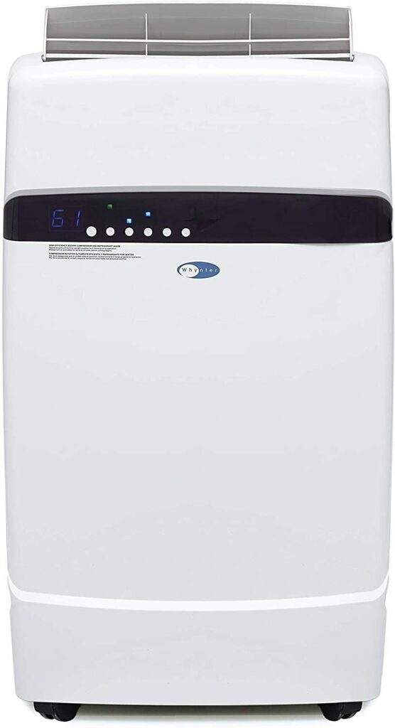 ARC-12SDH Portable Air Conditioner and Heater
