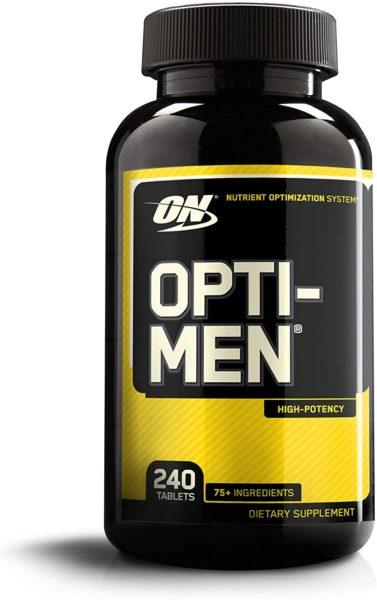Optimum Nutrition Men's Multivitamin