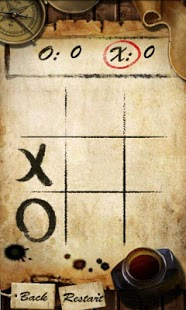 Tic Tac Toe Free! by Feeling Touch
