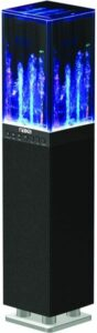 NAXA Electronics NHS-2009 Dancing Water Light Towers Speaker