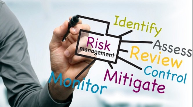 types of business risk