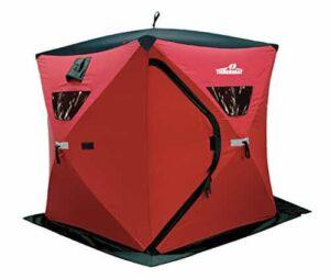 ThunderBay Ice Cube 3 Man Portable Ice Shelter