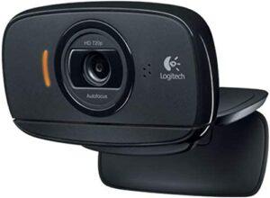 Logitech C525 USB Webcam