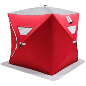 Popsport 2/3/4/ 8-Person Ice Fishing Shelter