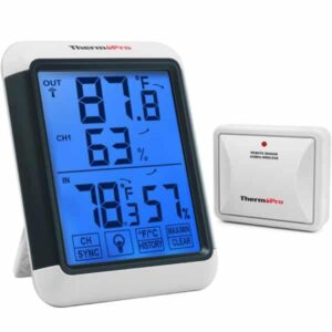 ThermoPro TP65A Indoor/Outdoor Thermometer