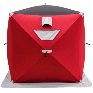 GYMAX Ice Shelter