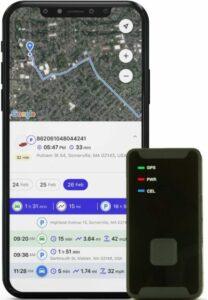 PRIMETRACKING Personal GPS Tracker