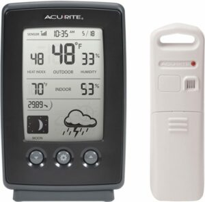 AcuRite 00829 Digital Weather Station.