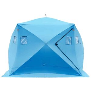 Tangkula Pop-up Ice Shelter