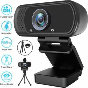 XPCAM 1080P HD Webcam
