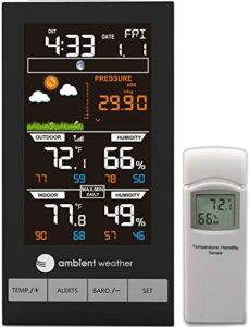 Ambient Weather WS-2801A Advanced Wireless Station