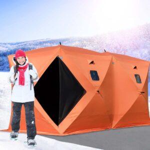 Happybuy Ice Fishing Shelter