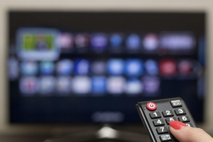 Remote Control and Smart TV