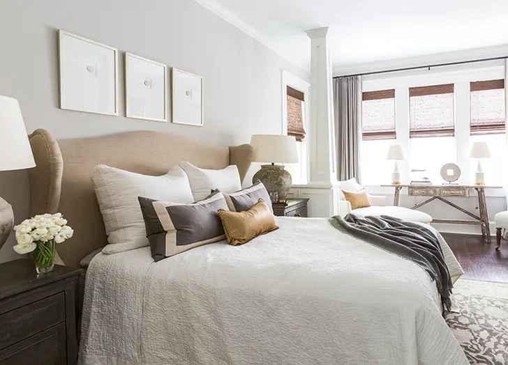 How to use a coverlet