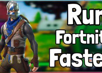 How To Make Fortnite Run Better On PC