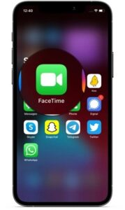 Facetime shareplay