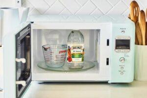 Utilize a dishwasher pod to tidy baking sheets