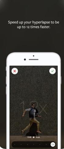 Hyperlapse for Instagram (iOS)