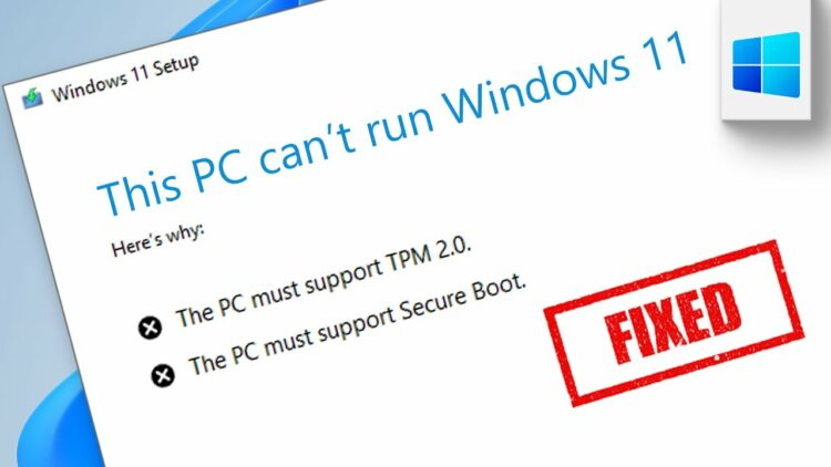 How to install Windows 11 on PC
