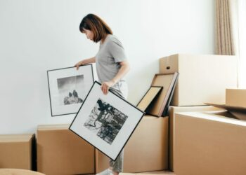 Free app for moving