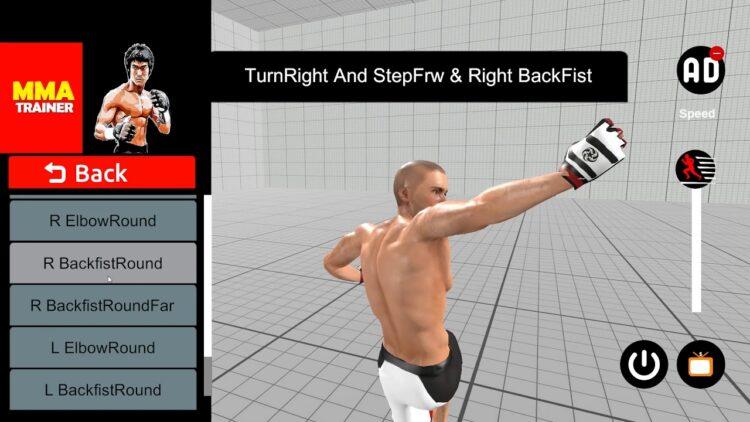 Best MMA training app