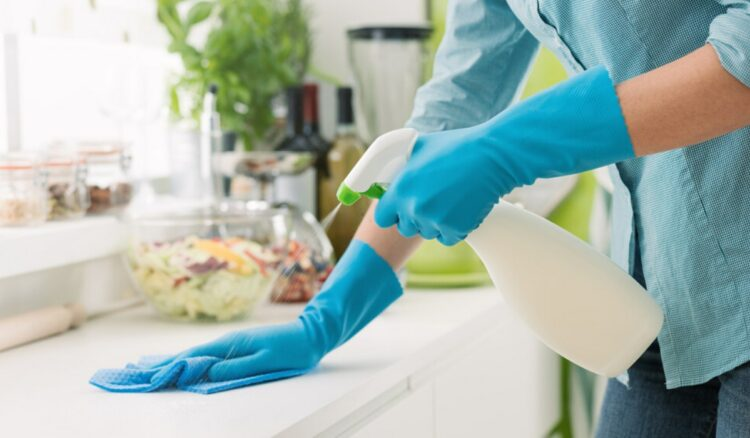 Cleaning and Disinfecting for Health